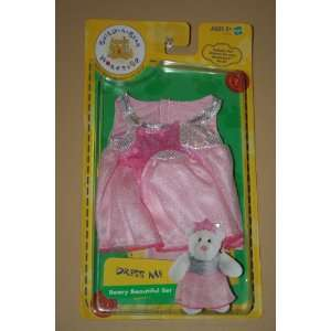 Build A Bear Workshop Dress Me Beary Beautiful Set Toys