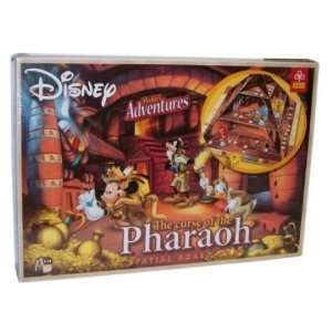 the Curse of the Pharaoh Spatial Board Game Puzzle Toys & Games