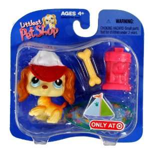 Hasbro Year 2006 Littlest Pet Shop Exclusive Single Pack Series Bobble