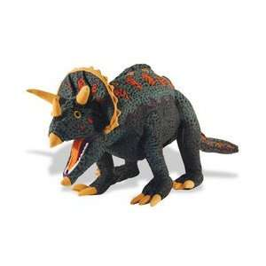 Deluxe Triceratops Full Body Hand Puppet Toys & Games