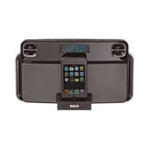 RCA Clock/Radio iPod/iPhone Docking Electronics
