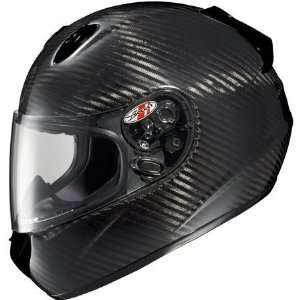 Joe Rocket RKT 201 Carbon Full Face Motorcycle Helmet XX Large  Off