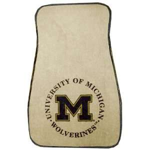 Michigan Wolverines NCAA Two Piece Automat by Signature Designs