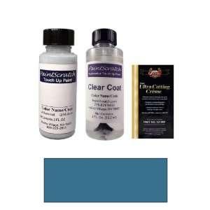 2 Oz. Clipper Blue Metallic Paint Bottle Kit for 2002