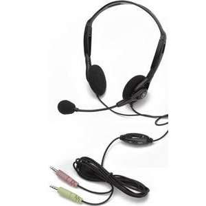 PC Microphone Stereo Headset AND NC125VM: Electronics
