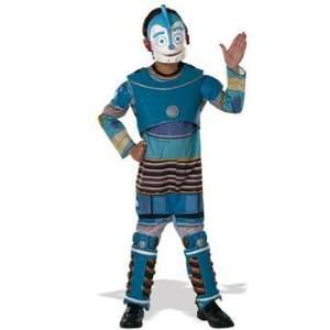 Robots Rodney Copperbottom Deluxe Child Costume (Large) Toys & Games