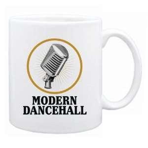 Modern Dancehall   Old Microphone / Retro  Mug Music
