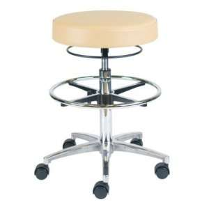 Master CL13 Trumpet Vinyl Medical Dental Stools Chairs with Footring