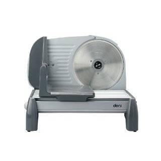 Deni 14250 Electric Food Slicer Classic II Kitchen
