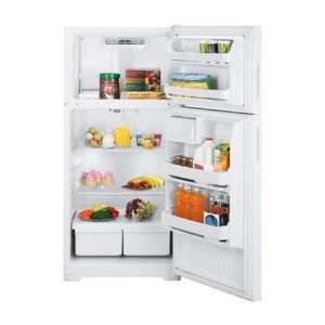 Freezer Refrigerator (Color White) ENERGY STAR HTN16BBXWW Kitchen