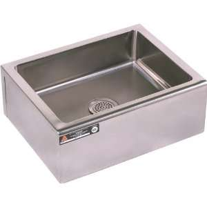 Aero floor mounted stainless steel mop sink Kitchen