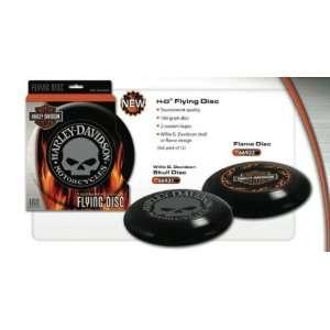 Harley Davidson Flying Disc (flames) 66932 Sports