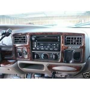 Ford F 250 F 350 F250 F350 Interior Wood Dash Trim Kit