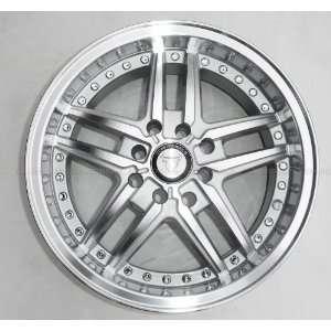 Honda Subaru Ford Nissan Acura Wheels Rims Silver W.machine 4pc   1set
