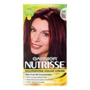 Garnier Nutrisse #56 Medium Reddish Brown (Sangria) Kit