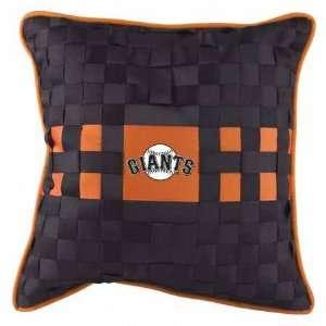 San Francisco Giants Square Pillow