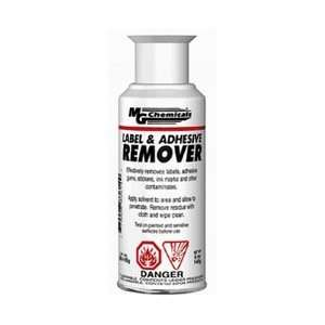 MG Chemicals Label & Adhesive Remover  836 140G Electronics