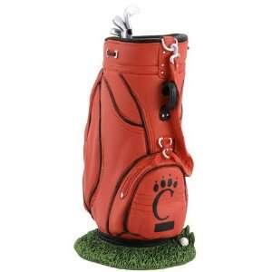Cincinnati Bearcats Golf Bag Pen Holder