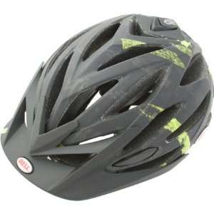 Bell Helmets Variant Helmet Matte Black/Bright Green Line