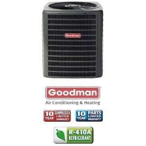 1.5 Ton 13 Seer Goodman Heat Pump   GSZ130181