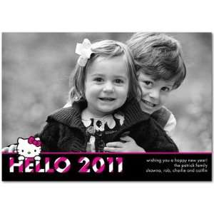 Holiday Cards   Hello Kitty Special Stripes By Sanrio