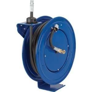 Pressure Hose Reel   For Oil, 1/2in. x 25ft. Hose, Model# P MP 425