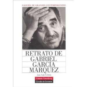 Retrato de Gabriel Garcia Marquez (Galeria de Grandes Contemporaneos