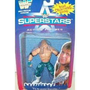 WWF WWE Jakks Shawn Michaels Heartbreak Kid Licensed 1990s