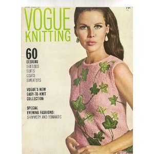 Vogue Knitting Spring/Summer 1967 Books