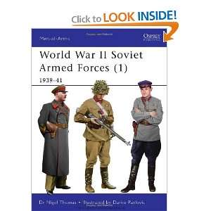World War II Soviet Armed Forces (1) 1939 41 (Men at Arms