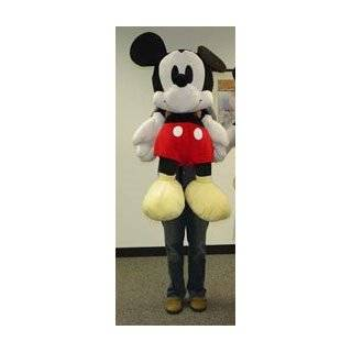 Disney Mickey Mouse 42 Life Size Plush