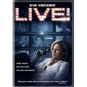 Live! Eva Mendes, David Krumholtz, Rob Brown, Katie