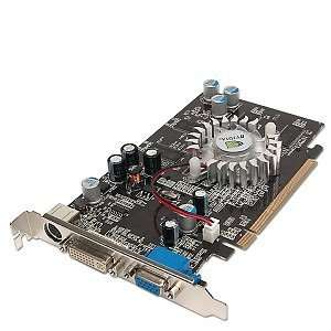 nVidia GeForce 6600 256MB 16x PCI Express Video Card
