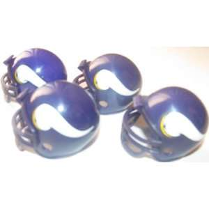NFL Football Mini Helmets Minnesota Vikings Vending Toys