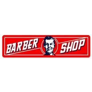 Barber Shop Miscellaneous Metal Sign Victory Vintage
