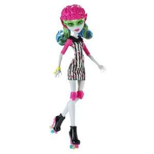 Monster High Roller Maze Ghoulia Yelps Doll : Toys & Games :