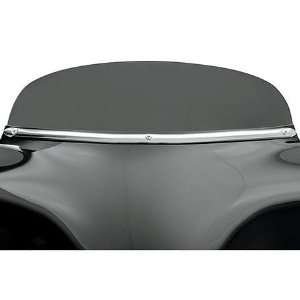 Memphis Shades Fairing Trim   Polished Stainless Steel   Solid Fat