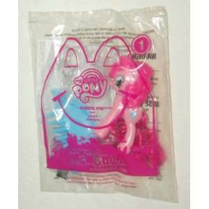 McDonalds   MY LITTLE PONY #1   Pinkie Pie   2011
