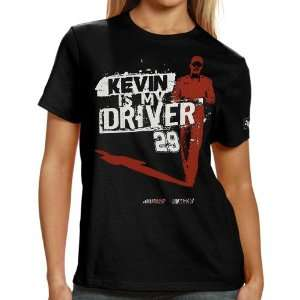 NASCAR Chase Authentics Kevin Harvick Ladies Shadow T Shirt
