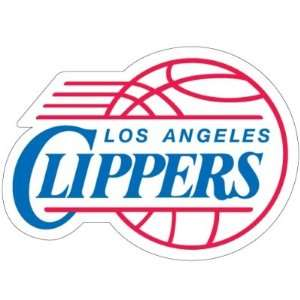 Los Angeles Clippers NBA Team Logo 6 Car Magnet Sports