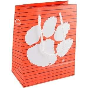 NCAA Clemson Tigers Small Team Logo Gift Bag