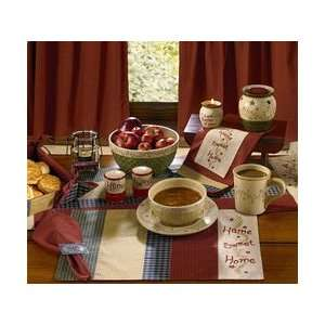 Home Sweet Home Kitchen Placemats Set  Home & Kitchen