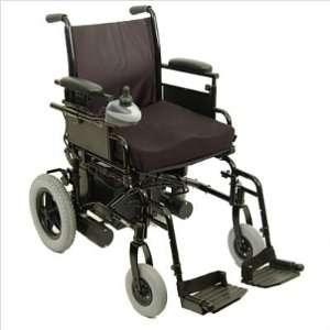 P9000 XDT Folding Power Wheelchair Seat Size 18 W x 16