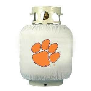 Clemson Tigers White Tank Wrap: Sports & Outdoors