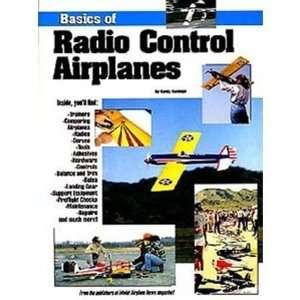 Basics of Radio Control Airplanes [Paperback] L. F