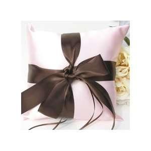 Handmade Satin Ring Pillow