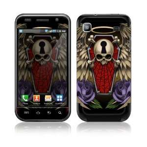 Samsung Galaxy S Vibrant Decal Skin   Traditional Tattoo 2