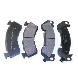 Prime Choice Auto Parts SMK614 Premium New Semi Metallic Front Brake