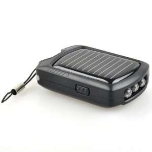 Solar Power Charger 3 LED Light for Cell Phone Nokia Cell Phones