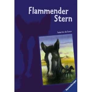 Flammender Stern. ( Ab 12 J.). (9783473542079): Federica